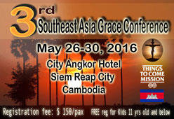 SEA Conference Siemp Reap